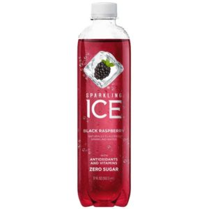 Agua Carbonatada Sparkling Ice, 17 oz