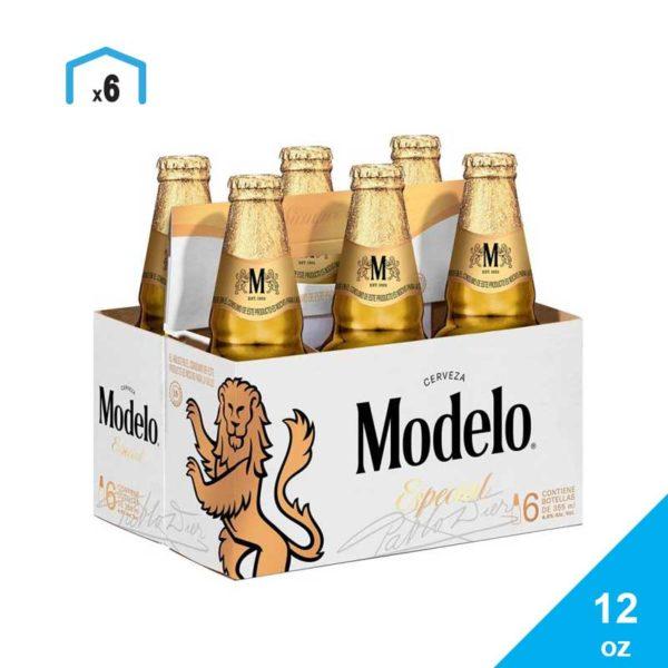 Cerveza Modelo Especial, 12 oz