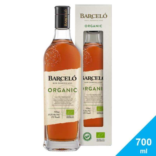 Ron Barceló Organic, 700 ml