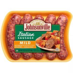 Salchicha Johnsonville Fresca Italiana Suave (5 uds)