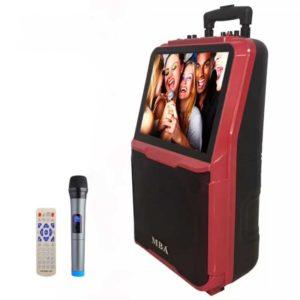 Sistema Completo Karaoke Bluetooth con Pantalla LCD