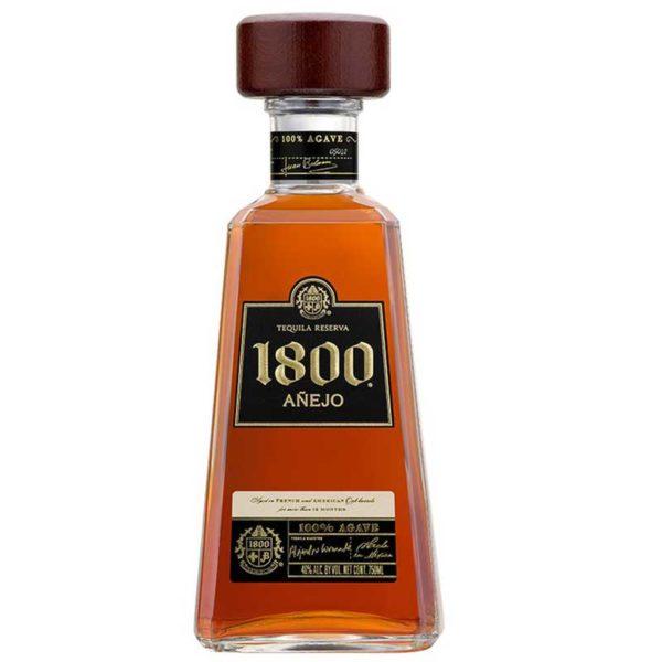 Tequila 1800 Añejo, 750 ml