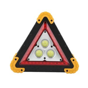 Lámpara Triángulo de Trabajo/Seguridad Led