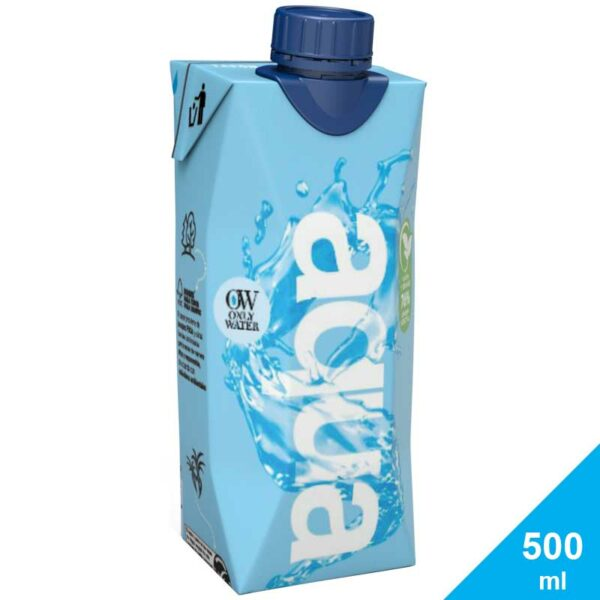 Agua Mineral Natural Only Water, 500 ml