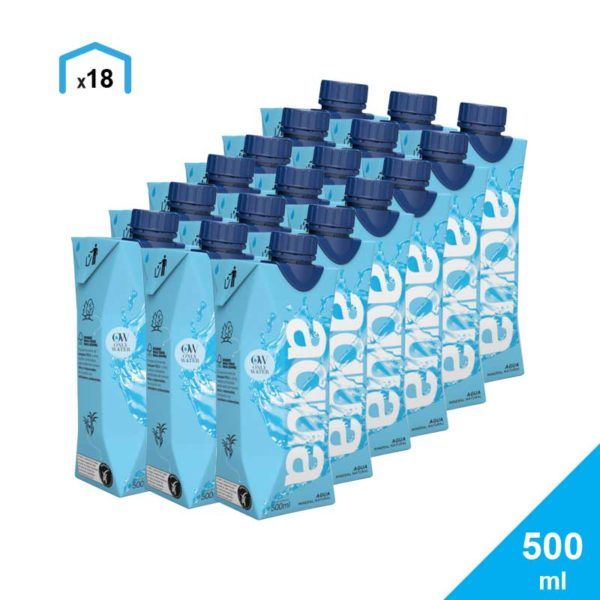 Agua Mineral Natural Only Water