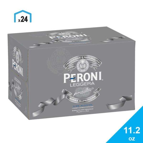 Cerveza Peroni Leggera, 11.2 oz