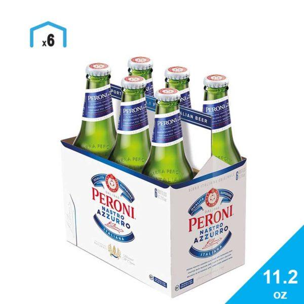 Cerveza Peroni Nastro Azzurro, 11.2 oz