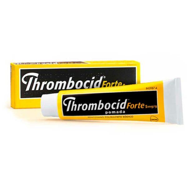 Thrombocid Pomada, 30 g