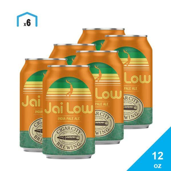 Cerveza Cigar City Jai Low, 12 oz