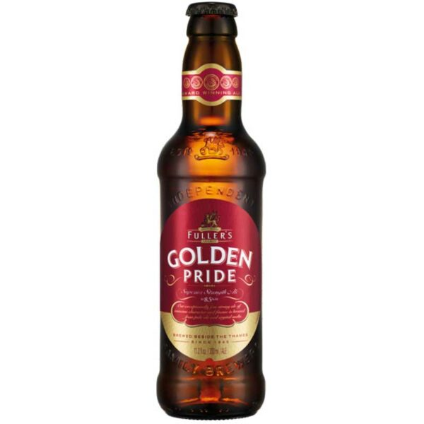 Cerveza Fuller's Golden Pride, 11.2 oz