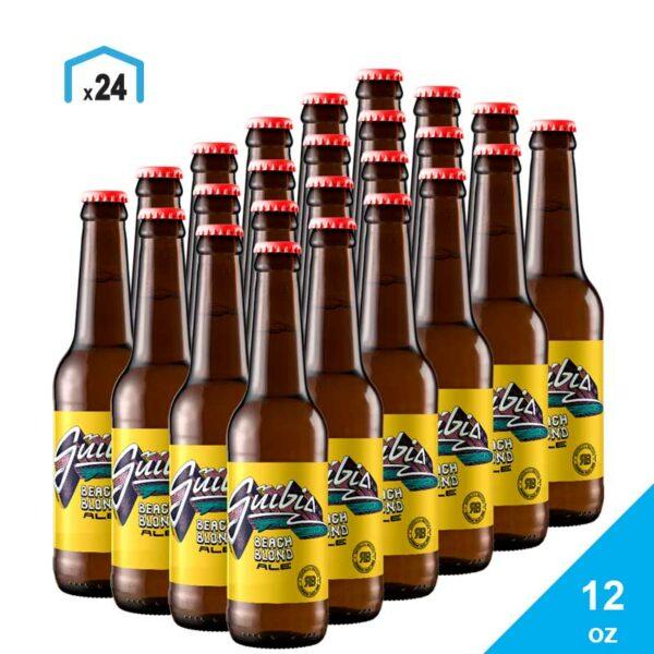 Cerveza Guibia Republica Brewing, 12 oz
