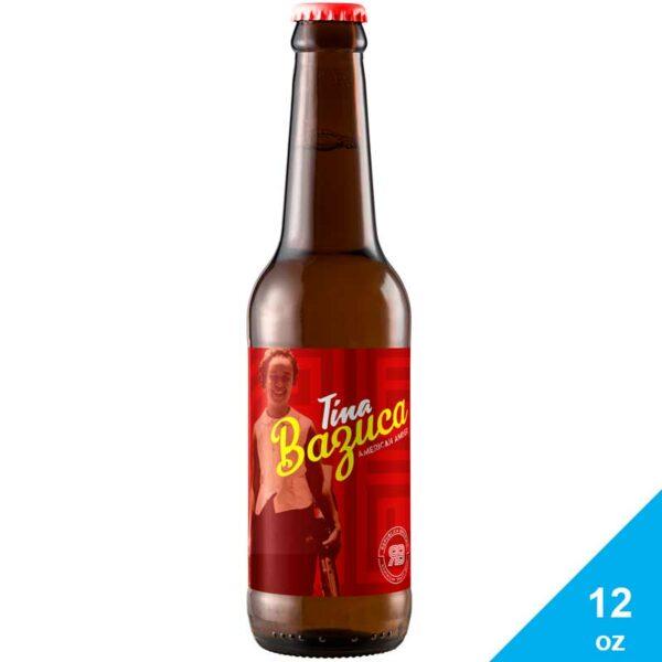 Cerveza Tina Bazuca Republica Brewing, 12 oz