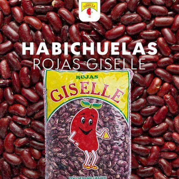 Habichuelas Rojas Giselle, 800 g