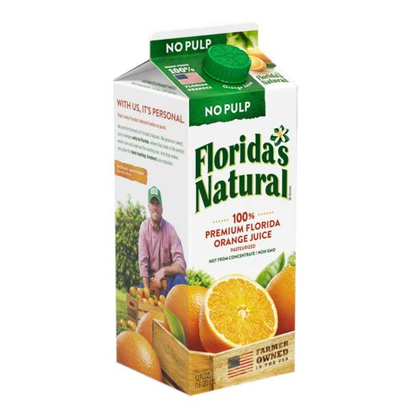 Jugo Florida's Natural, 52 oz