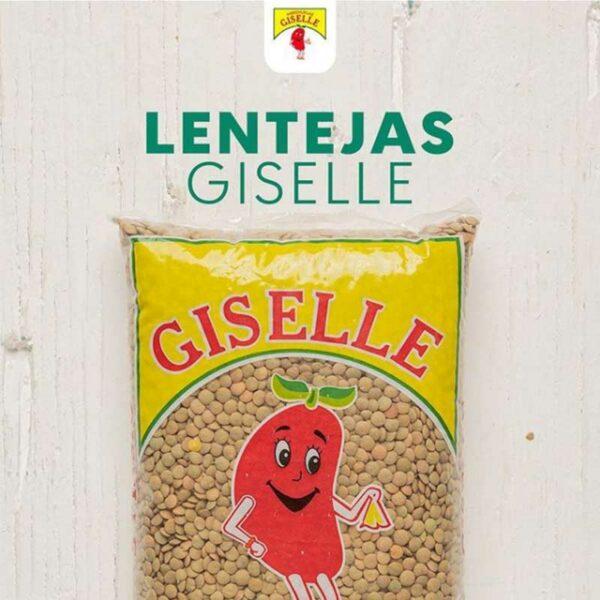 Lentejas Giselle Giselle, 800 g