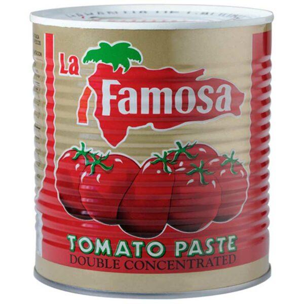 Pasta de Tomate La Famosa, 7 lbs