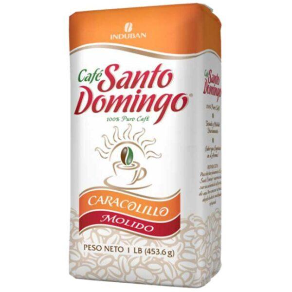 Café Santo Domingo Caracolillo, 1 lb