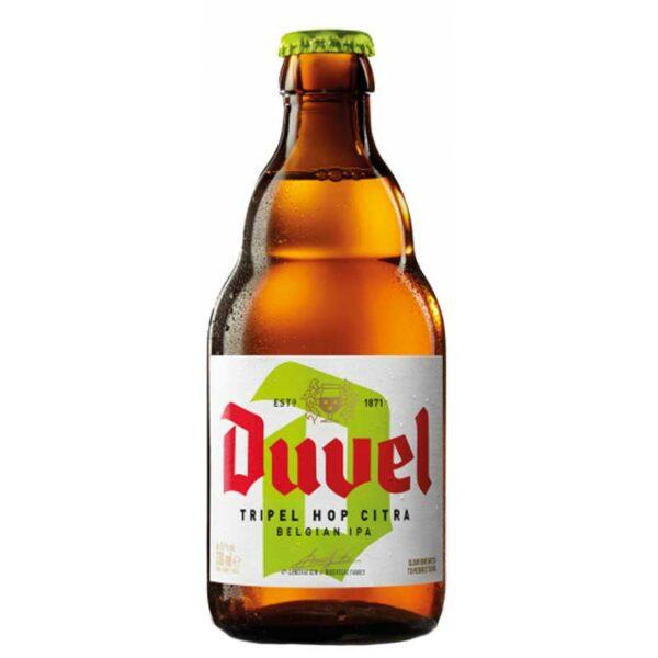 Cerveza Duvel Tripel Hop Citra, 11.2 oz