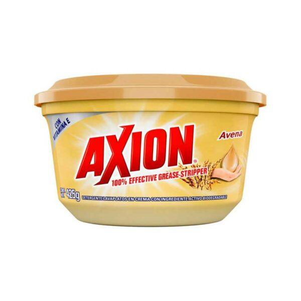 Lavaplatos Axion Avena Pasta, 425 g