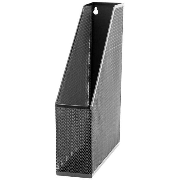 Porta Revistas de Metal Talbot Negro