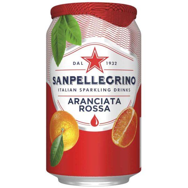 San Pellegrino Aranciata Rossa, 330 ml