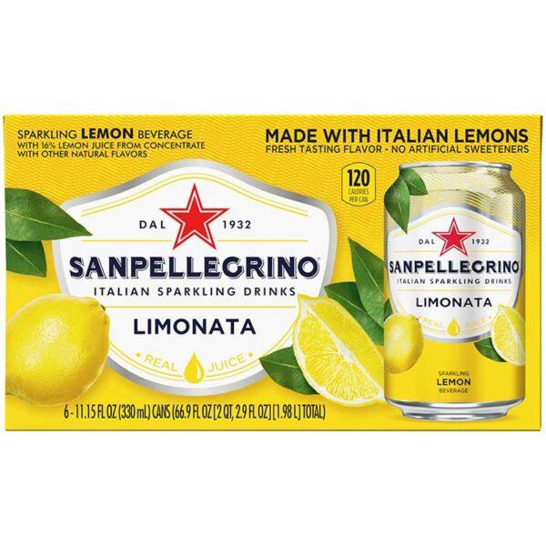 San Pellegrino Limonata, 330 ml