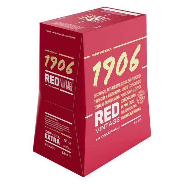 Cerveza 1906 Red Vintage La Colorada, 11.2 oz