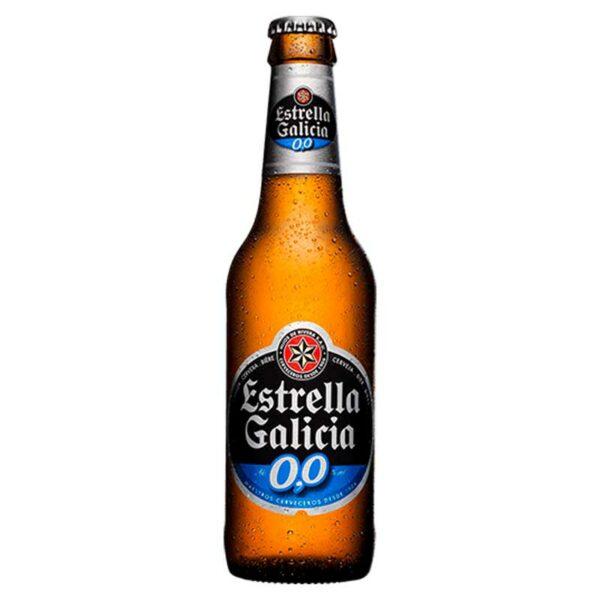 Cerveza Estrella Galicia 0,0, 8.45 oz