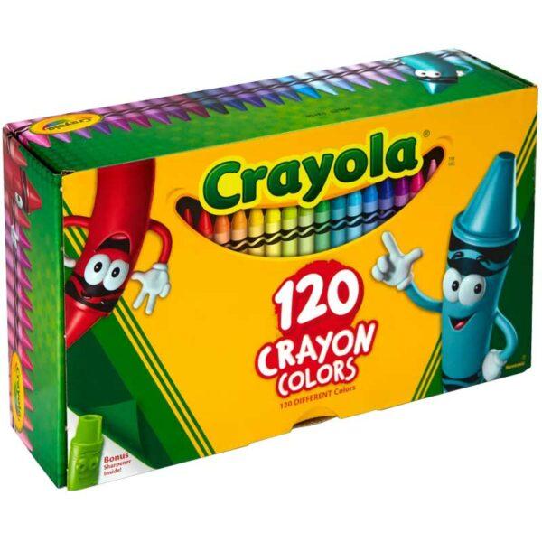 Crayones de Colores Crayola