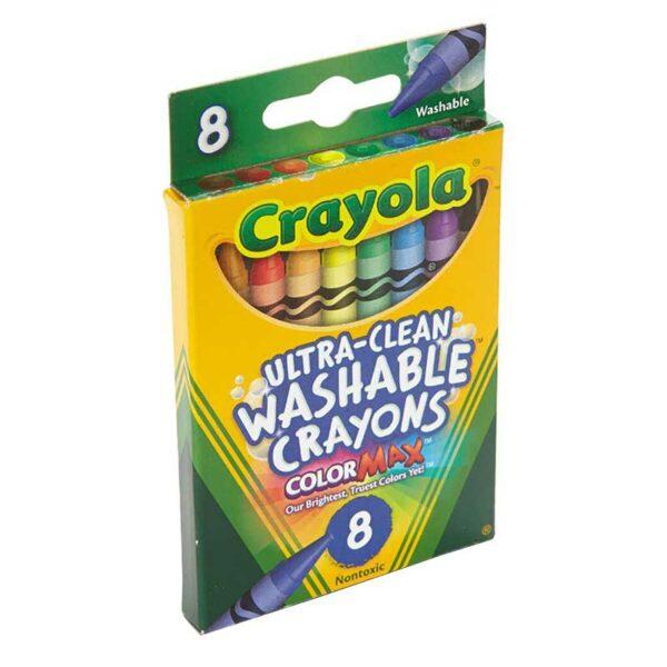 Crayones de Colores Crayola (8 uds)