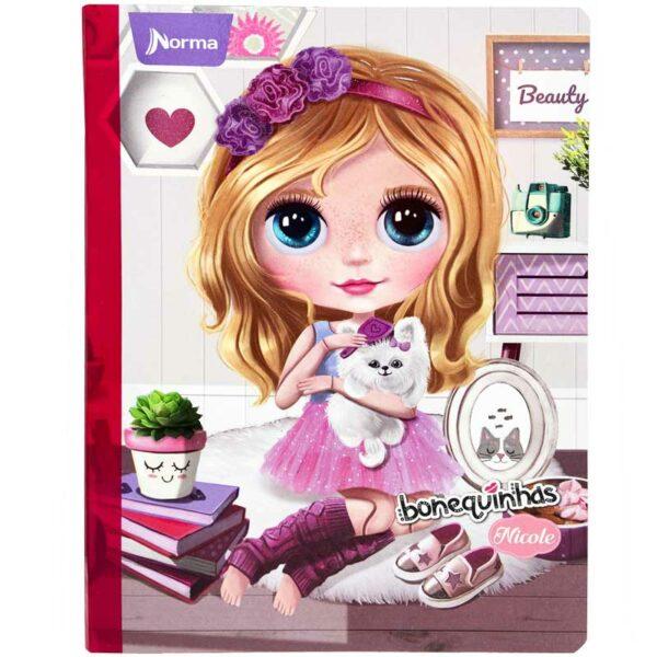 Cuaderno Cosido Norma Rayado (100 Hojas)