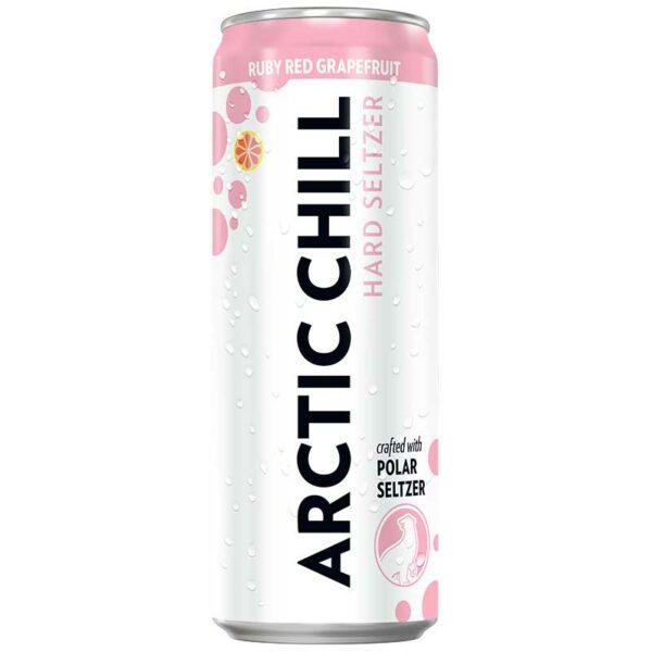 Hard Seltzer Artic Chill Polar, 12 oz