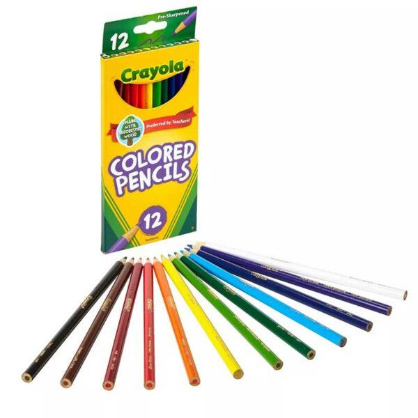 Lápices de Colores Crayola