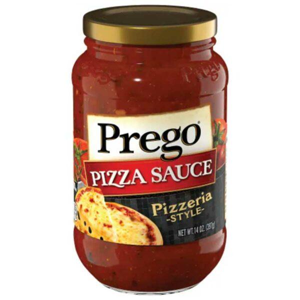 Salsa Pizza Prego, 14 oz