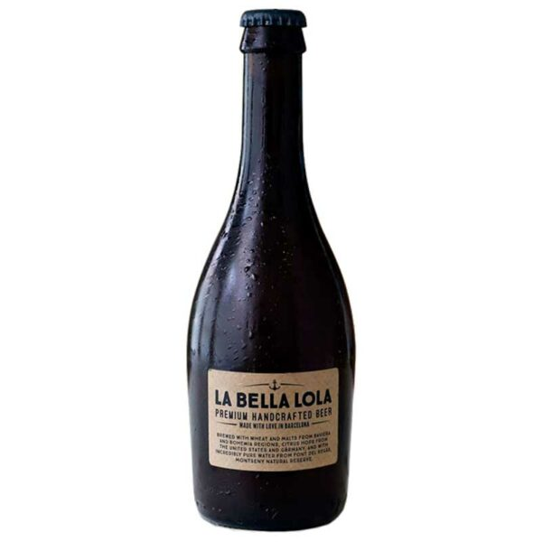 Cerveza La Bella Lola, 11.2 oz