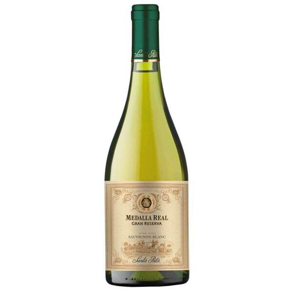 Vino Blanco Santa Rita Medalla Real Sauvignon Blanc, 750 ml