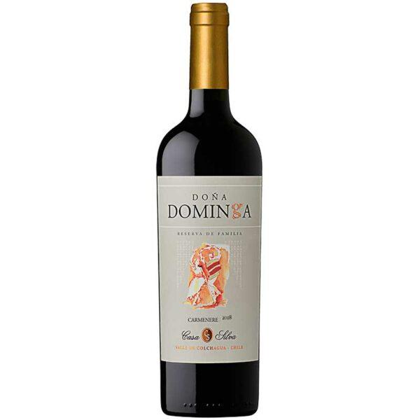 Vino Tinto Doña Dominga Reserva Carmenere, 750 ml