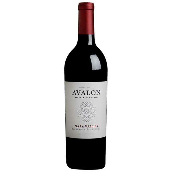 Vino Tinto Avalon Napa Cabernet Sauvignon, 750 ml
