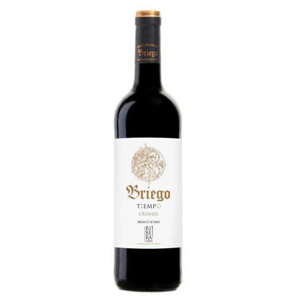 Vino Tinto Briego Tiempo Crianza, 750 ml