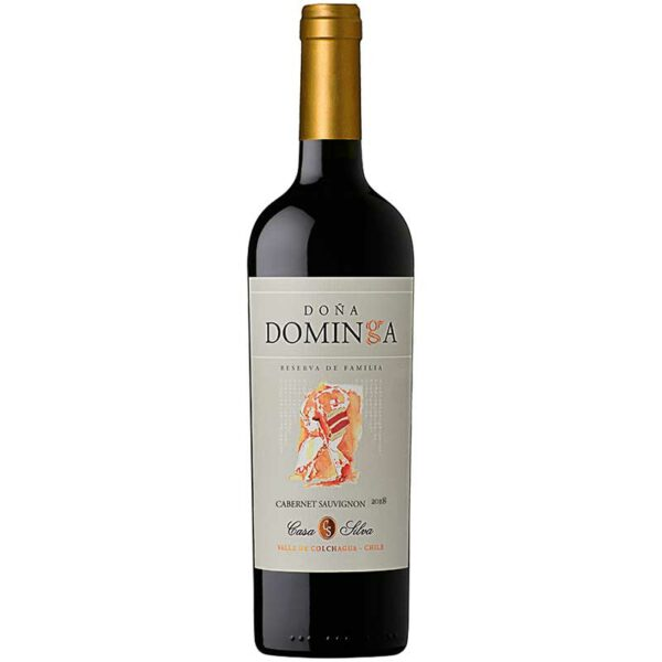 Vino Tinto Doña Dominga Cabert Sauvignon, 750 ml