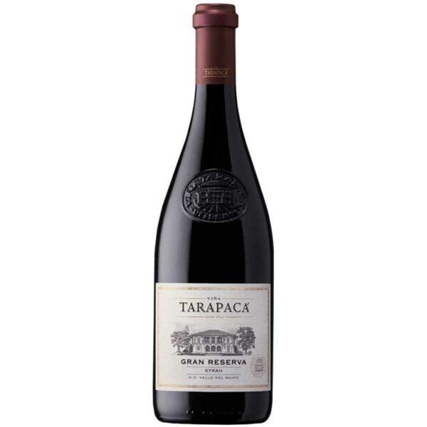 Vino Tinto Tarapacá Gran Reserva Syrah, 750 ml