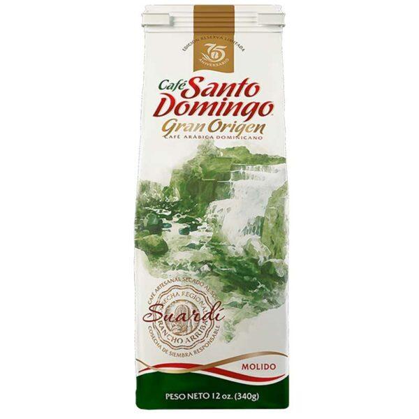 Café Santo Domingo Gran Origen, 12 oz