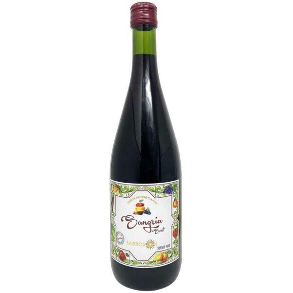 Sangria Sweet Sabrosol, 1000 ml